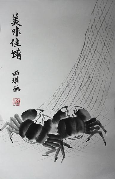 县实验小学 我的中国梦 学生书画精选赏析