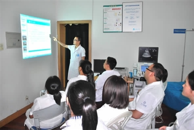 深圳儿童医院超声科