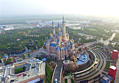临海小镇手绘上海